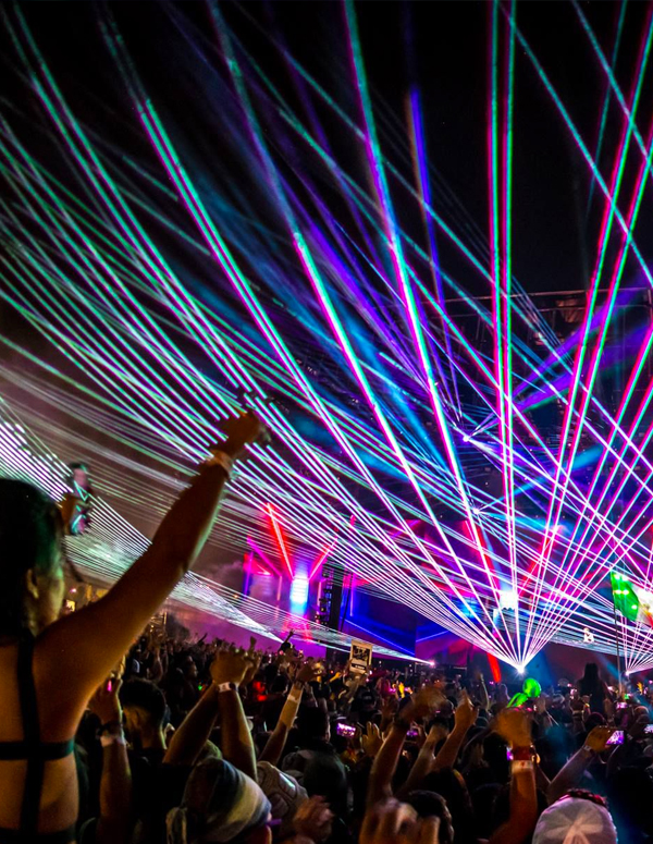 Lights & Lasers